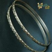 Berber: para srebrnych bransoletek II