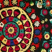 Tkanina dekoracyjna Suzani XXIII