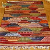 Kilim wełniany berberyjski I