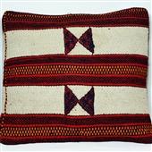 Beduińska poduszka dekoracyjna XII