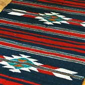 Nomad wełniany kilim/chodnik