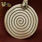 Spirala: stary berberyjski wisior