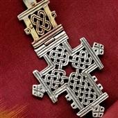 Koptyjski krzyż etiopski