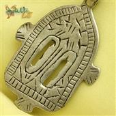 Amulet Berberów: Hamsa - Louha