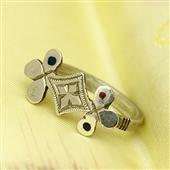 Sahrawi: srebrny pierścionek plemienny