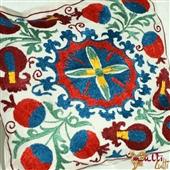 Poduszki ozdobne: Suzani XV