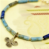 Męska bransoletka, amulet z Sahary