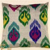 Poduszki dekoracyjne Ikat XXXIV