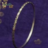 Berber: srebrna bransoletka koło I