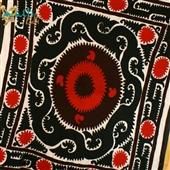 Tkanina dekoracyjna Suzani XXVII (Borpusz)