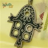 Amulet Berberów: Ręka Fatimy - Louha