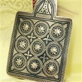 Księżycowy amulet - talizman płodności