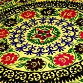 Tkanina dekoracyjna Suzani XXIX