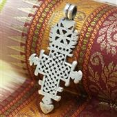 Koptyjski krzyż z Aksum