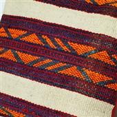 Beduińska poduszka dekoracyjna X