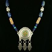 Berber: lapis, srebro i szkło Murano