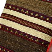 Beduińska poduszka dekoracyjna XIII