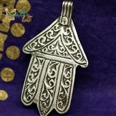 Hamsa: stary amulet z Maroka