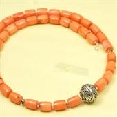 Naszyjnik: orientalne korale