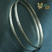 Berber: para srebrnych bransoletek I