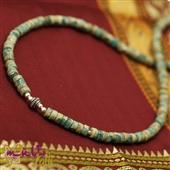Biżuteria męska: naszyjnik z jaspisu