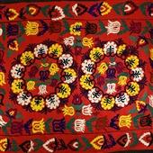 Tkanina dekoracyjna Suzani XXIV
