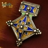 Berberyjski talizman (Krzyż Południa)