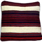 Beduińska poduszka dekoracyjna XIV