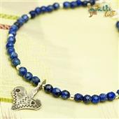 Sahrawi: amulet i lapis lazuli