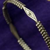 Sahrawi: srebrna bransoletka plemienna
