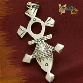 Tuareg: srebrny krzyż południa
