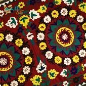 Tkanina dekoracyjna Suzani XXVI