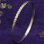 Berber: srebrna bransoletka koło II