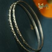 Berber: para srebrnych bransoletek III