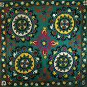 Tkanina dekoracyjna Suzani XXV